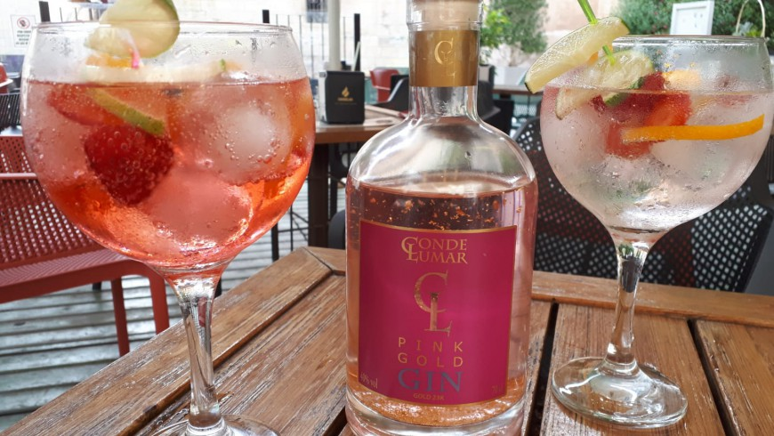 What is a premium gin?